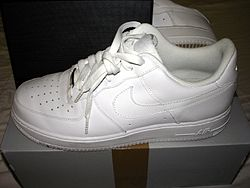 0897e3d04fe Air Force 1 (zapato) - Wikipedia
