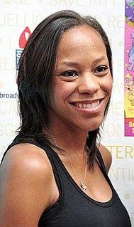 Nikki M. James American actress