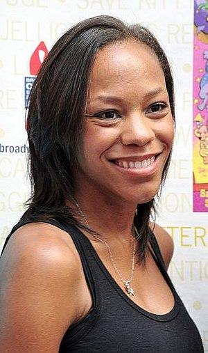 Nikki M. James - Nikki M. James in 2011