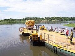 Nile in Uganda - by Michael Shade