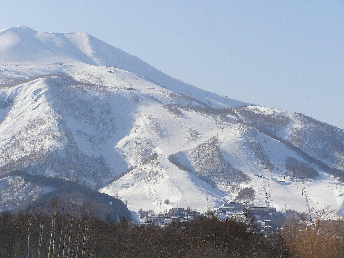 niseko hirafu ski map