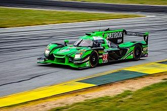 WeatherTech SportsCar Championship - Image: Nissan Onroak D Pi Petit Le Mans