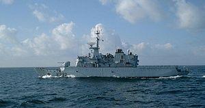 French frigate Nivôse