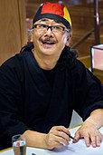 Nobuo Uematsu, the game's music composer