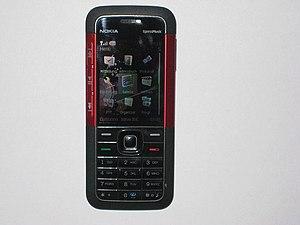 XpressMusic - Nokia 5310