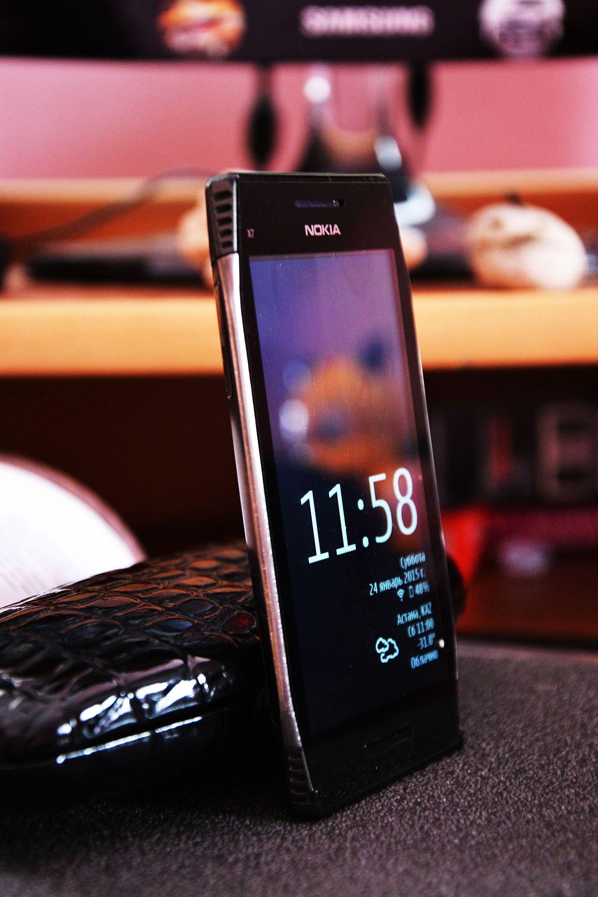 Nokia x7 00 software - Nokia X7 00 Software 34