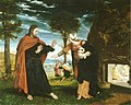 Noli me tangere (1524); Hans Holbein the Younger.JPG