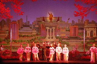 Korean revolutionary opera
