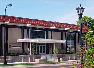 North Regional Library - North Regional Library exterior, 2007