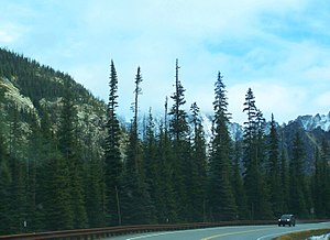 English: North Cascades Highway