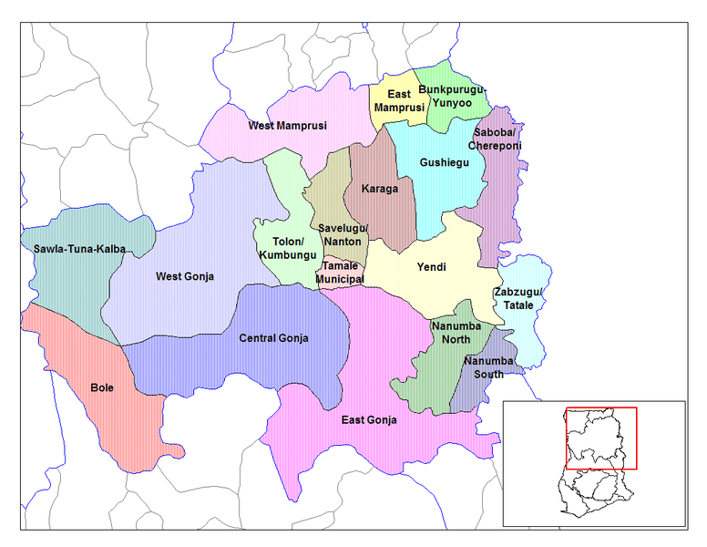File:Northern Ghana districts.png
