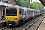 Northern Rail Class 323, 323224, Alderley Edge railway station (geograph 4524576).jpg