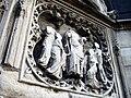 Notre-Dame de Paris - Bas-relief des chapelles du choeur 06.jpg
