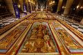 Notre-Dame de Paris - Tapis monumental du chœur - 019.jpg