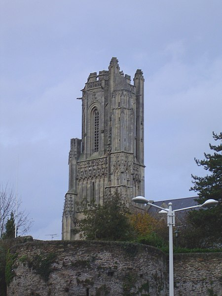 Notre-Dame church, Saint-Lô