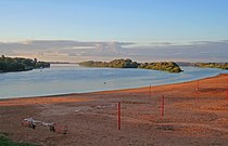 Novgorod - Volkhov beach.jpg