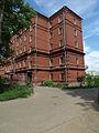 Novo-Alekseyevsky convent, Living buildings.jpg