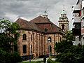 Nuremberg . Aegidien kirche 1.jpg