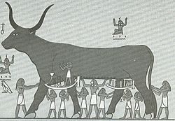 Image illustrative de l'article Livre de la vache du ciel
