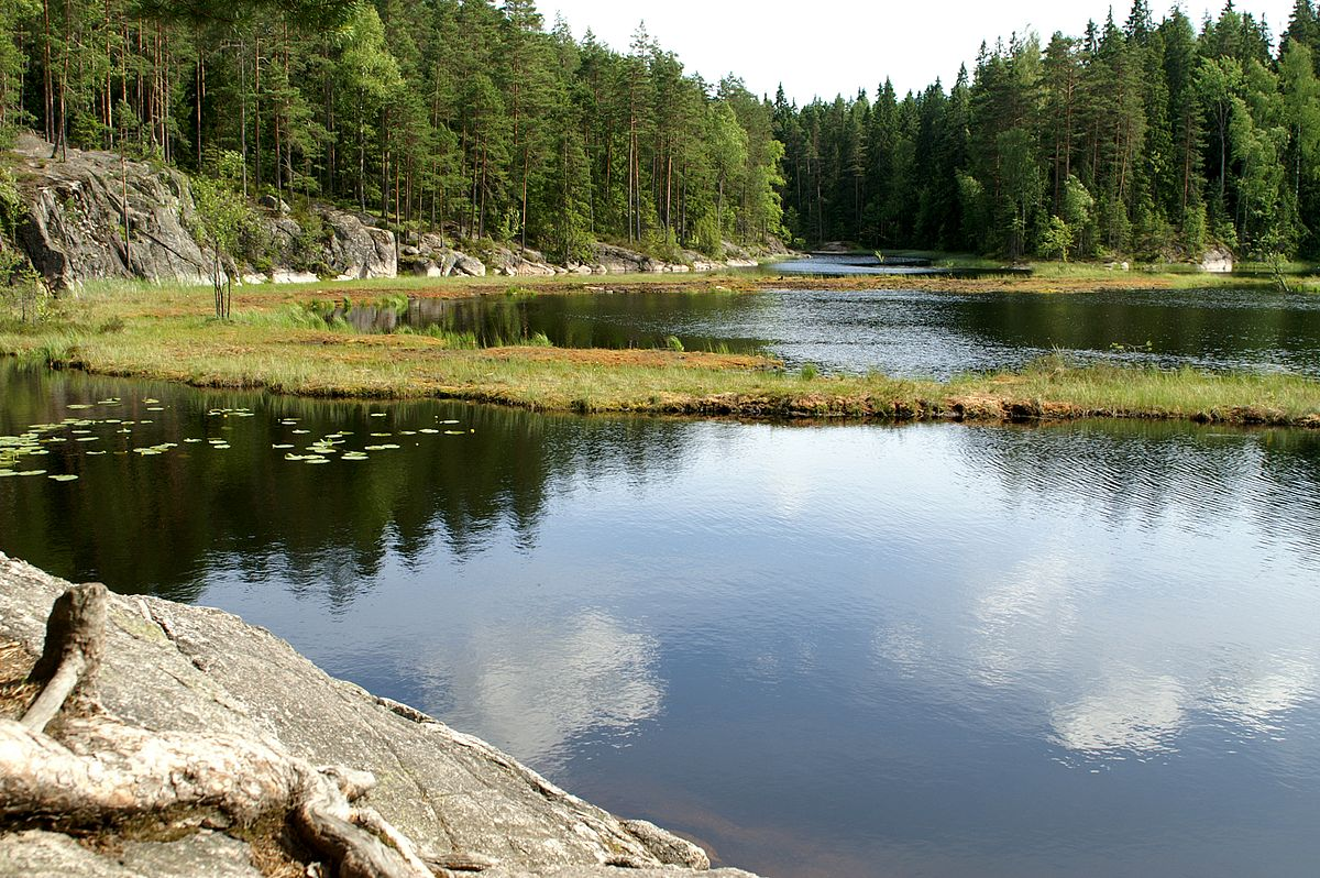 Nuuksio National Park Travel Guide At Wikivoyage