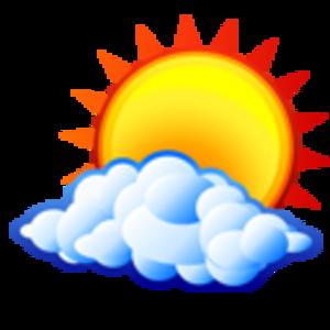 Drancy - Image: Nuvola apps kweather