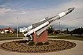 Nyírtelek, VEGA-M surface-to-air missile-2.jpg