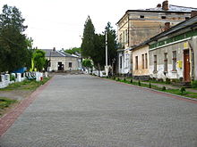 Nyzhankovychi (town center)-2.JPG