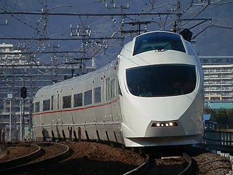 Nippon Sharyo - Nippon Sharyo built Odakyu 50000 series VSE EMU