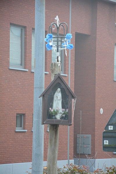 OLV Beeldje, Mgr. Cardijnstraat, Kasterlee