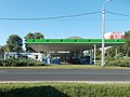 OMV petrol station and Spar Express shop, 2018 Balatonlelle.jpg