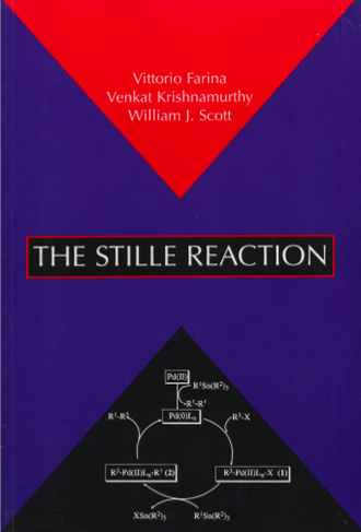 Organic Reactions - Some Organic Reactions chapters are made into dedicated books, such as this chapter on the Stille reaction by Farina et al.