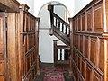 Oak Panelling Castle Lodge - geograph.org.uk - 1248413.jpg