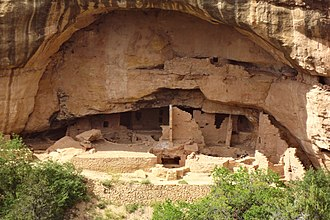 Mesa Verde National Park - Oak Tree House