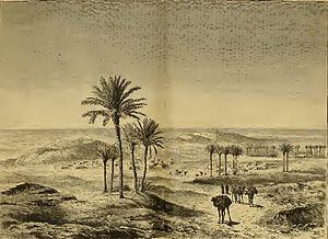 Tindouf Province - Tindouf, 1880