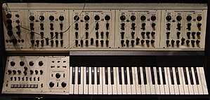 Tom Oberheim - Oberheim 4 Voice