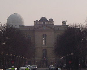 Boulevard du Montparnasse - Observatoire pris depuis le boulevard