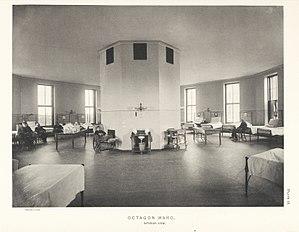 Johns Hopkins Hospital - Octagon Ward - Interior