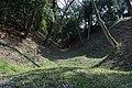Odawara castle okanenodai higashibori.2.jpg