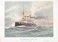 Oesterreichisch-ungarische Kriegsschiffe in China Kaiserin und Königin Maria Theresia.tif