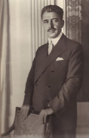 Bojnord - Abdolhossein Teymourtash (Sardar Moazzam Khorasani), a distinguished and influential Iranian politician of the 20th century (Pahlavi Dynasty), was born in Bojnord