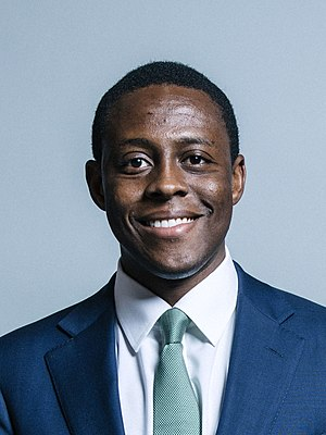 Bim Afolami - Official parliamentary portrait 2017