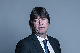 Gary Porter, Baron Porter of Spalding - Official parliamentary portrait