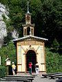 Ojców, Kaplica Na Wodzie - fotopolska.eu (18744).jpg