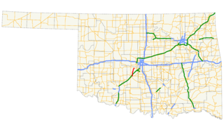Oklahoma State Highway 92 highway in Oklahoma