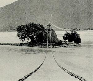 Thang Tong Gyalpo - Chakzam Bridge