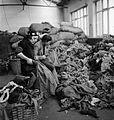 Old Rags Into New Cloth- Salvage in Britain, April 1942 D7436.jpg