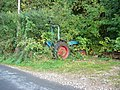 Old Tractor, Levens - geograph.org.uk - 1546867.jpg