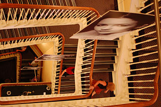 The Old Vic - Staircase of the Old Vic