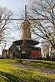 Old Windmill 't Slot at Gouda - panoramio.jpg