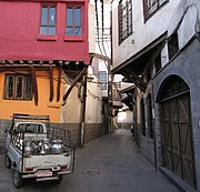 Old damascus street